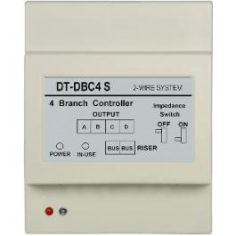 CDVI 2Easy CDV-DBC4A 4 way AV Distributer