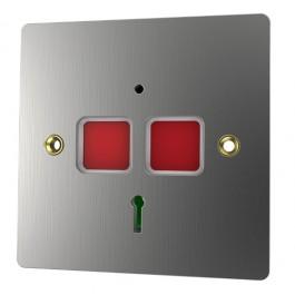 CQR EPA/STD/SS Flat Plate Hold Up Device