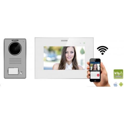 Nunudes Co Uk Fi: Fermax Way-Fi Video Kit 1431