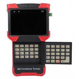 Genie HDCT04 Four in One CCTV / HD-TVI / AHD / IP Tester