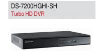Hikvision DS-7204HGHI-SH 4 Channel 1080P HD-TVI Hybrid