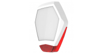Texecom Odyssey X3 White/Red Cover WDB-0002