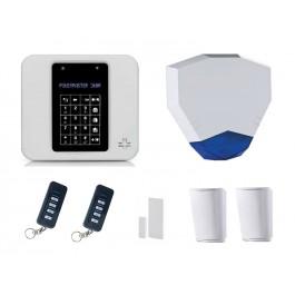 Visonic PM360R Power Master Wireless Kit - PM360RBELLKIT-A