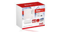 ESP FLK4PH - Four Zone Conventional Fire Alarm Kit