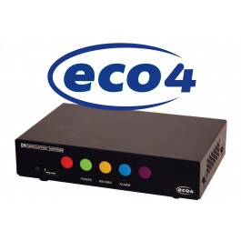 Dedicated Micros ECO4 New Compact DVR 500GB