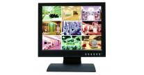 "Ganz C-MLED217VC 17"" LED CCTV Monitor"