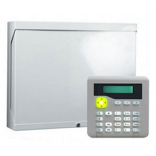 Menvier40KPZ Intruder Alarm Panel Expandable Up To 40 Zones