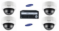 Samsung SRD-470D 1TB and SCV-2081R CCTV Contractor Kit