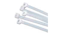 Cable Ties 200 x 4.8mm White