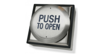 """CDVI RTEPTO Large all active exit switch """"PUSH TO OPEN"""""""