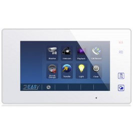 "CDVI CDV-47W 7"" White 2Easy Video Monitor"