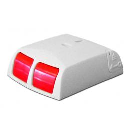 Elmdene ELM-PA-G3-W White Grade 3 PA Button Double Push