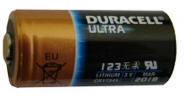 CR123A 3V Lithium Battery