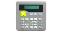 Scantronic KEY-KP01 Prox Remote Keypad