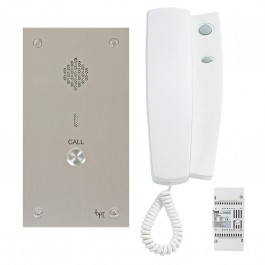 BPT AKIT/1VRYC 1 Way Flush Vandal Resistant Audio Kit