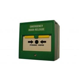 CDVI EM201GDM Green Breakglass