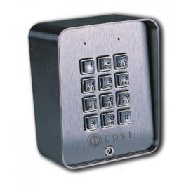 CDVI CBB Stainless Steel Keypad