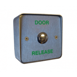 CDVI RTE/SS/SS Stainless Steel Exit button