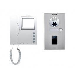 Fermax 4892 1 Way Flush Video Kit with Fingerprint Reader
