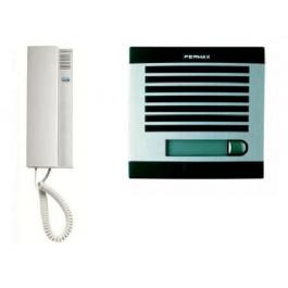 Fermax 6940 1 Way Citymax Audio Kit Flush
