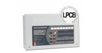 C-TEC CFP704-2 CFP Alarmsense 4 Zone Fire Panel (Two Wire)