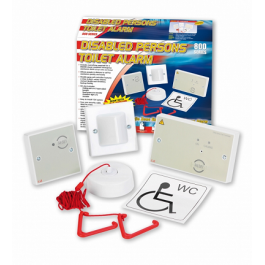 C-tec NC951 Standard Disabled Toilet Alarm