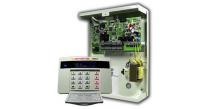 Castle EURO-46S Burglar Alarm With EUR-064 Prox Keypad