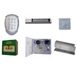 CDVI Galeo Access Control Maglock Kit
