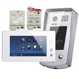 CDVI CDV4796ID 2Easy PROX kit  White Monitor Included