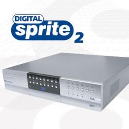 Dedicated Micros DS2 Digital Sprite 2 16 Channel CCTV DVR 1.5TB