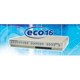 Dedicated Micros ECO16CD-500GB CCTV DVR