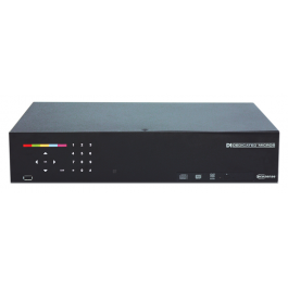 Dedicated Micros Ecosense DM/ECS1/250/04 4 Channel 250gb CCTV DVR