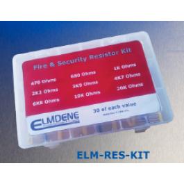 Elmdene ELM-RES-KIT Engineers Resistor Kit