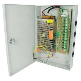 Genie BPSU2018-12R 20Amp Eighteen Port CCTV Power Supply