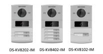 Hikvision DS-KV8102-IM 1 Button Metal Villa Door Station