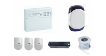 Honeywell Optima Compact Security Equipment Kit