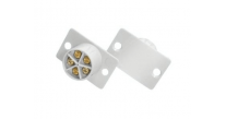 CQR FC505/WH Flush Contact White