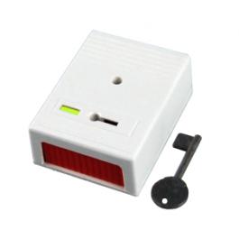 CQR PASP1 Single Push PAB White