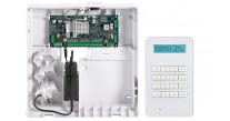 Honeywell Galaxy Flex 50 with MK8 Keyprox Keypad C006-E2-K04