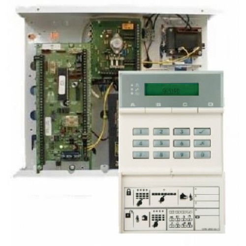 Scantronic 9651PD-41 8 Zone Panel With 9941EN Keypad
