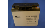 Yucel Y17-12 12V 17amp Sealed Lead Acid Battery
