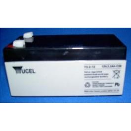 Yucel Y3.2-12 12V 3.2amp Battery