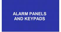 Alarm Panels & Keypads