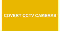Covert CCTV Cameras
