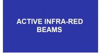 Active Infra-Red Beams