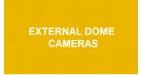 External Dome Cameras