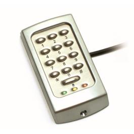 Paxton 352-110 K50 Stainless Steel Keypad
