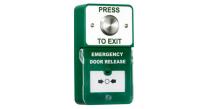 RGL DU-SS/PTE Press to Exit button and Emergency Release Button