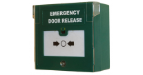 RGL EDR-2 Double Pole Green Door Release Button