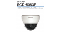 Samsung SCD-5083R 1000TVL Beyond Series Dome with IR